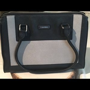 Calvin Klein block colored bag